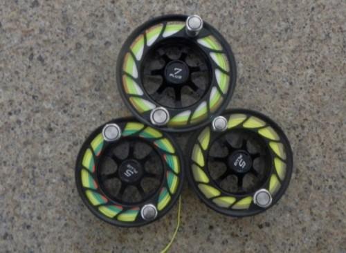 Hatch Reel Spools