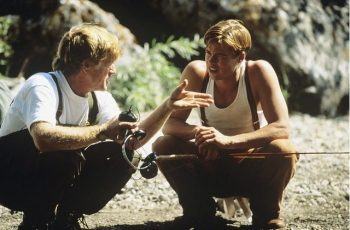 Robert Redford Directing Bradd Pitt