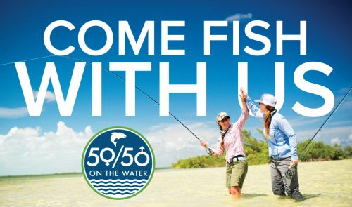 Orvis 50/50 Campaign